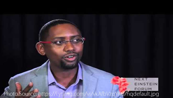 Dr Solomon Assefa IBM Researcher